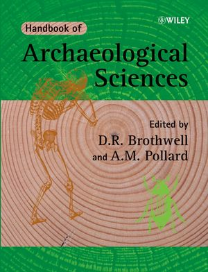 Handbook of Archaeological Sciences (0470014768) cover image
