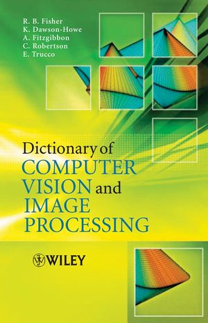 Dictionary of Computer Vision and Image Processing (0470015268) cover image