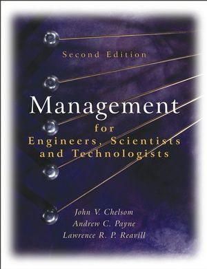 Management for Engineers, Scientists and Technologists, 2nd Edition