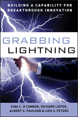 Grabbing Lightning: Building a Capability for Breakthrough Innovation (0470233168) cover image