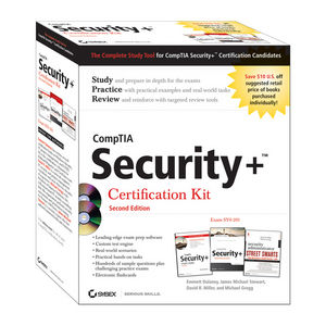 CompTIA Security+ Certification Kit: SY0-201 , 2nd Edition