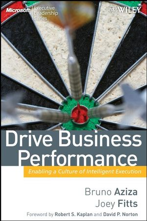 Drive Business Performance: Enabling a Culture of Intelligent Execution (0470428368) cover image