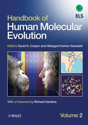 Handbook of Human Molecular Evolution, 2 Volume Set
