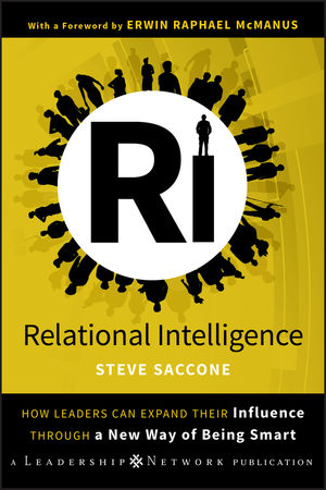 Relational Intelligence: How Leaders Can Expand Their Influence Through a New Way of Being Smart  (0470523468) cover image