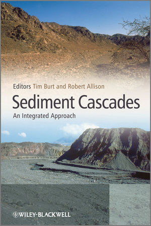 Sediment Cascades: An Integrated Approach (0470682868) cover image
