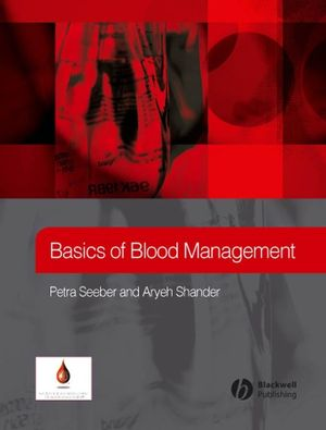 Basics of Blood Management (0470766468) cover image