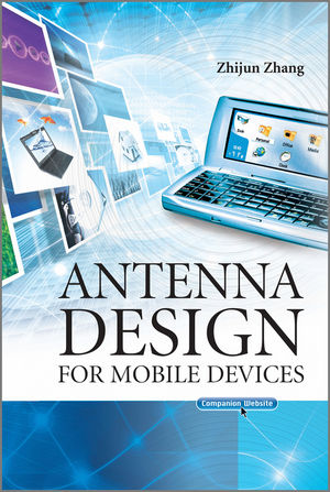 Antenna Design for Mobile Devices (0470824468) cover image