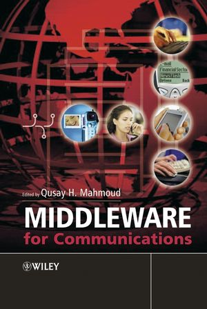 Middleware for Communications (0470862068) cover image