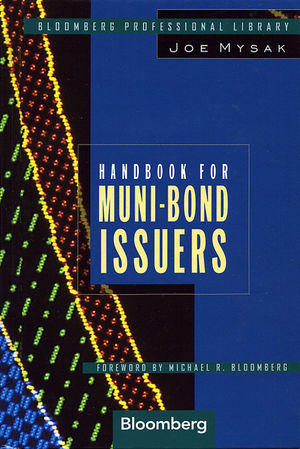 Handbook for Muni-Bond Issuers (0470884568) cover image