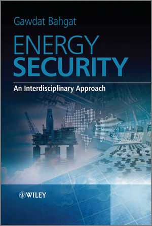 Energy Security: An Interdisciplinary Approach (0470980168) cover image
