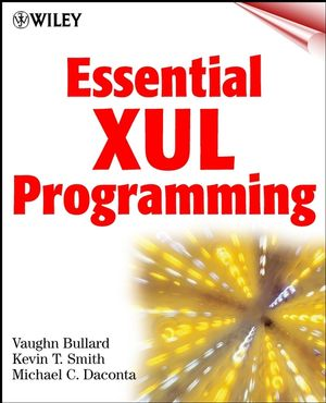 Essential XUL Programming (0471216968) cover image