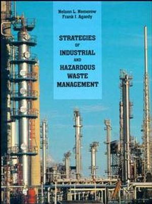 Strategies of Industrial and Hazardous Waste Management, 2nd Edition