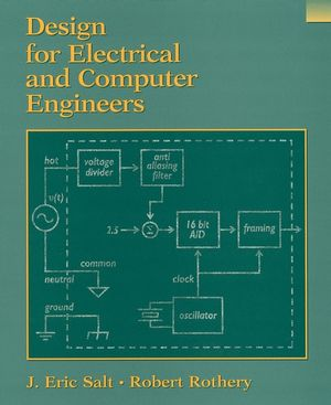 Design for Electrical and Computer Engineers (0471391468) cover image