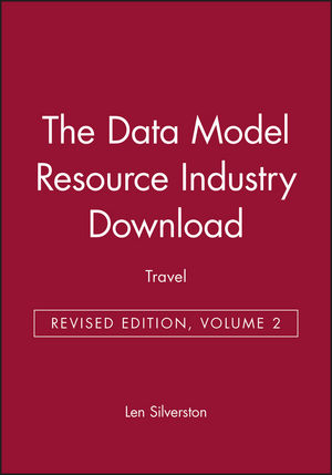 The Data Model Resource Industry Download, Volume 2: Travel, Revised Edition