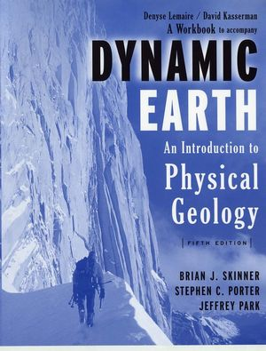 The Dynamic Earth, Student Companion, 5th Edition (0471465968) cover image