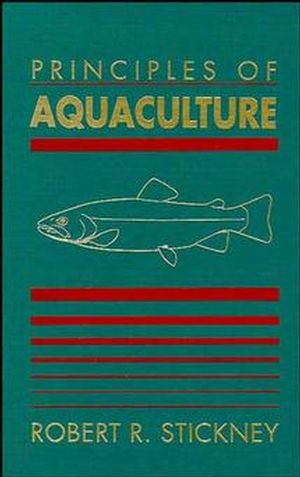 Principles of Aquaculture (0471578568) cover image