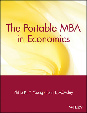 The Portable MBA in Economics (0471595268) cover image