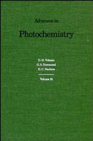 Advances in Photochemistry, Volume 16 (0471815268) cover image