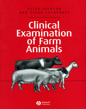 Clinical Examination of Farm Animals (0632057068) cover image
