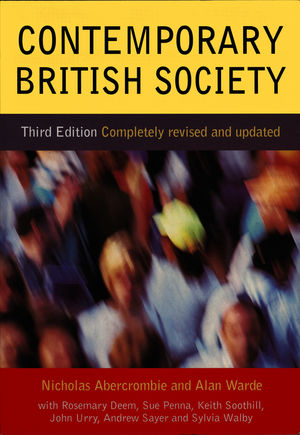 Contemporary British Society, 3rd Edition, Completely Revised and Updated