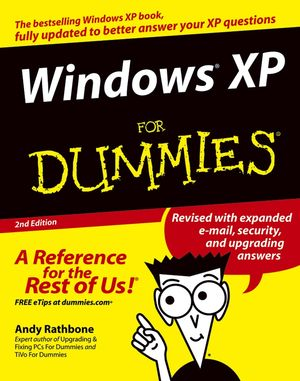 Windows XP For Dummies, 2nd Edition
