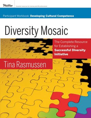 Diversity Mosaic Participant Workbook: Developing Cultural Competence (0787986968) cover image