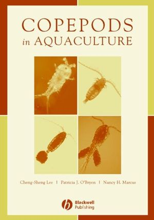 Copepods in Aquaculture (0813800668) cover image