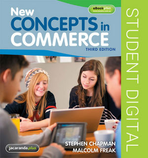 New Concepts in Commerce, Student eWorkbook (Online Purchase), 3rd Edition