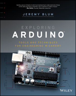 Chapter 9 downloads for Exploring Arduino