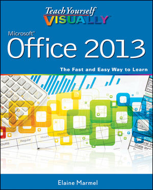 Teach Yourself VISUALLY Office 2013 (1118550668) cover image
