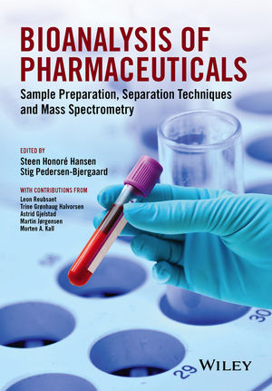 Bioanalysis of Pharmaceuticals: Sample Preparation, Separation Techniques and Mass Spectrometry (1118716868) cover image