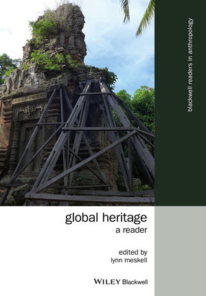 Global Heritage: A Reader (1118768868) cover image