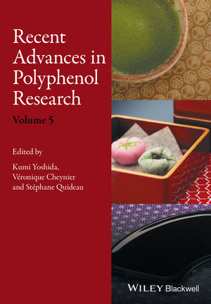 Recent Advances in Polyphenol Research, Volume 5 (1118883268) cover image