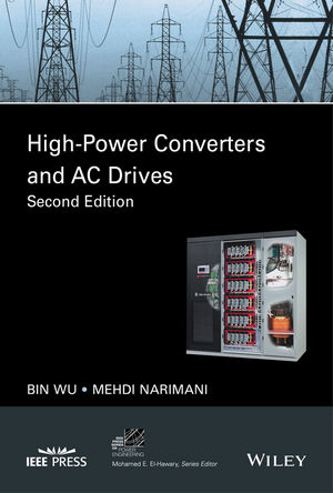 High-Power Converters and AC Drives, 2nd Edition (1119156068) cover image