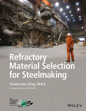 Refractory Material Selection for Steelmaking (1119219868) cover image