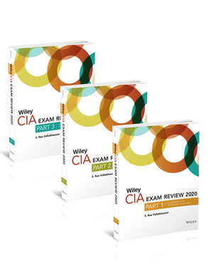 Wiley CIA Exam Review 2020: Complete Set