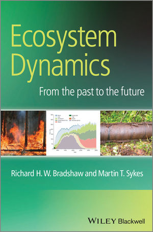 Ecosystem Dynamics: From the Past to the Future (1119970768) cover image