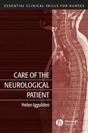 Care of the Neurological Patient (1405117168) cover image