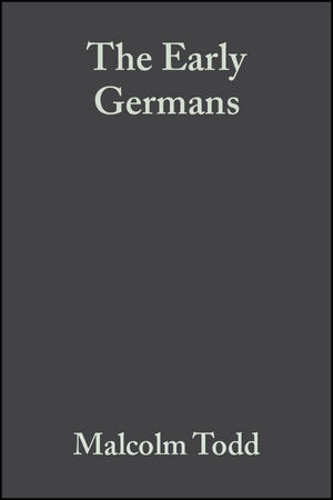 The Early Germans, 2nd Edition (1405137568) cover image