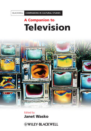 A Companion to Television (1405141468) cover image