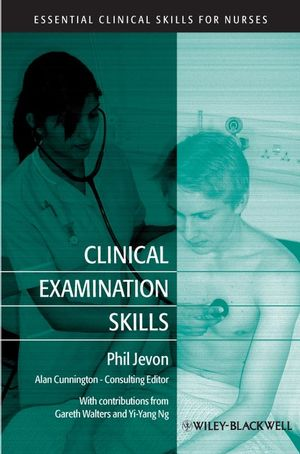 Clinical Examination Skills (1405178868) cover image