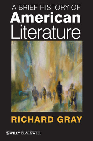 A Brief History of American Literature (1444392468) cover image