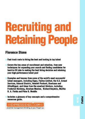 Recruiting and Retaining People: People 09.04