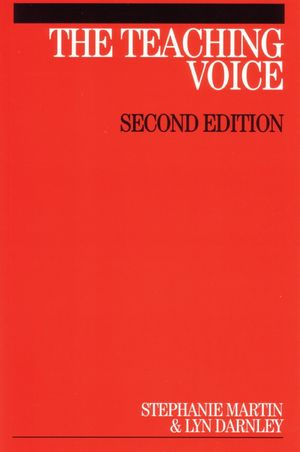 The Teaching Voice, 2nd Edition