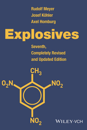 Explosives, 7th Edition