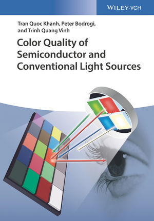 Color Quality of Semiconductor and Conventional Light Sources