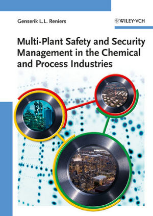 Multi-Plant Safety and Security Management in the Chemical and Process Industries (3527630368) cover image