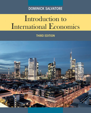 Introduction to International Economics, 3rd Edition (EHEP002068) cover image
