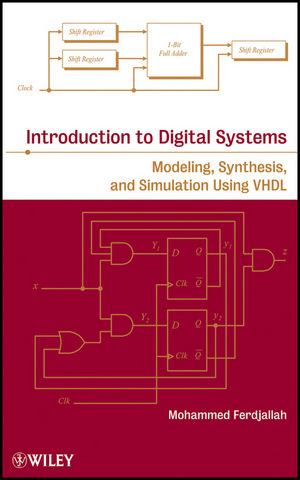 Introduction to Digital Systems: Modeling, Synthesis, and Simulation Using VHDL (EHEP002268) cover image