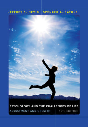 Psychology and the Challenges of Life: Adjustment and Growth, 12th Edition (EHEP002468) cover image
